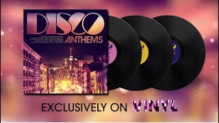 Disco Anthems Exclusive to Vinyl 3LP Trailer (Demon Music Group)