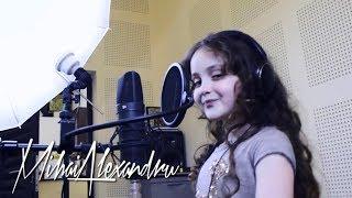 Nina Manolache - Underneath it all (cover Violetta)