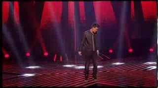 Aleksa Perovic (Here without you - Three Doors Down) - X Factor Adria - LIVE 7 - Pesma spasa