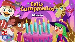 Feliz Cumpleaños Maria - Canticuentos