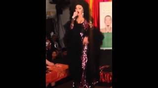Miss Chatrine (to be Diana Ross) - Chain Reaction