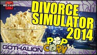 Divorce Simulator 2014: POPCORN DIAGRAM