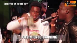 PRESTATION DE FOKOCHIMA  AU CONCERT LIVE DE DJ LEO AU NPA