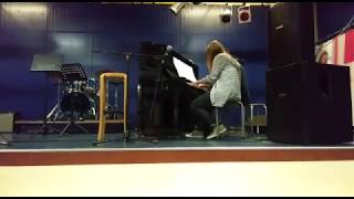 The Lazy song Bruno Mars piano four hands cover