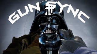 CS:GO Gun sync ♪Darth Vader♪