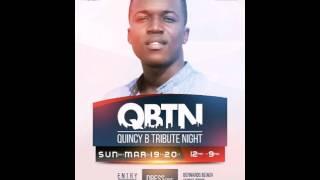 Quincy B TRIBUTE NIGHT