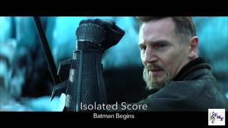 Training Montage (Eptesicus) - Batman Begins - Isolated Score Soundtrack