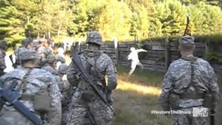 GRENADE PRANK - Drill Sergeant Scares the BLEEP Out of His Soldiers - VIDEO!