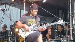Bass Jam - Rob Trujillo - 2014-09-06 Markneukirchen, Germany