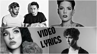 Stressed Out (Megamix) - Lyrics Video (Halsey, Melanie Martinez, Troye Sivan, Tøp)