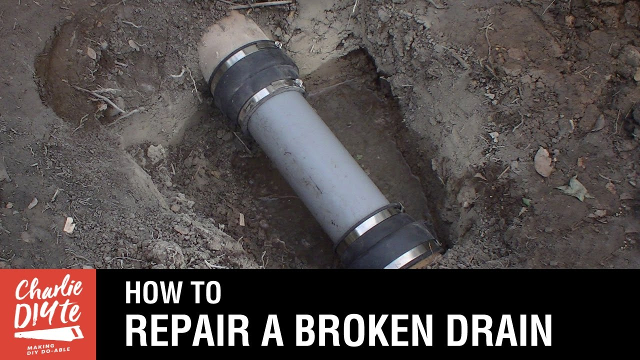 Drainage Pipe Replacement Grants Pass OR