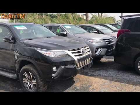 Dân Buôn Xe Cũ Sợ Mua Toyota Fortuner và Innova, Xe Mới Tồn Quá Nhiều| Quân TM