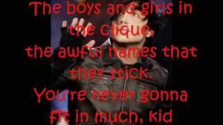 My Chemical Romance-Teenagers lyrics