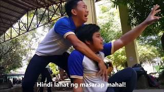 Jollisavers: Kapit lang (parody)