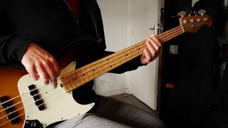 Still Feel Like Your Man - Bass Cover, Live version (John Mayer/Pino Palladino)