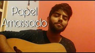 Papel Amassado - Matheus e kauan (Cover - Igor Venâncio)