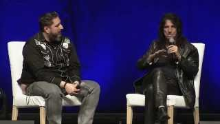 Alice Cooper talks about The Muppet Show!
