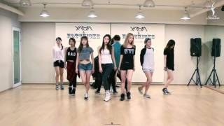 [STELLAR] Insomnia dance practice