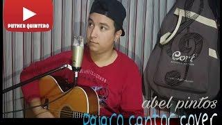 abel pintos - pajaro cantor - cover