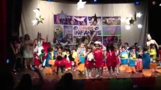 Turma da Escola Pernalonga 2014