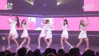 Gfriend Hear The Wind Sing Dance Mirror