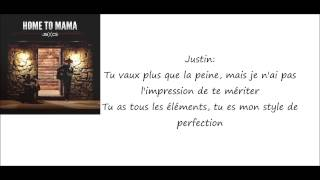Home To Mama Justin Bieber ft Cody Simpson Traduction Française