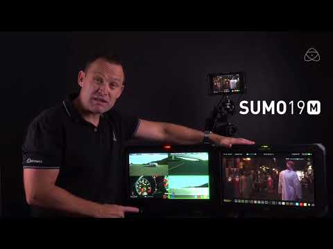 Promo Atomos Sumo e Switching Update