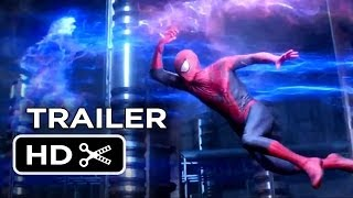 The Amazing Spider-Man 2 Official Trailer #1 (2014) - Andrew Garfield Movie HD