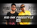 Kid Ink - T-Shirt Freestyle