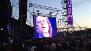 Rufus Wainwright - Hallelujah - Primavera Sound Porto - 2012 HD