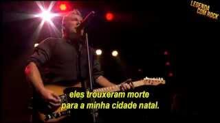 Bruce Springsteen - Death to my hometown - Legendado(2012)
