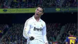 Cristiano Ronaldo The Unlucky