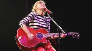 Taylor Swift : The RED Tour DVD - Fearless Live In Houston