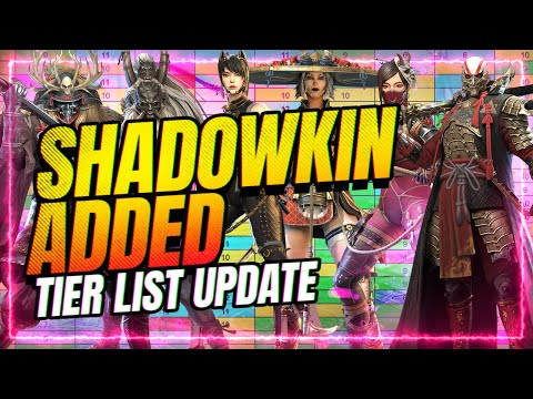 SHADOWKIN FULL GRADES! Who's Good? Who's Not? | RAID Shadow Legends