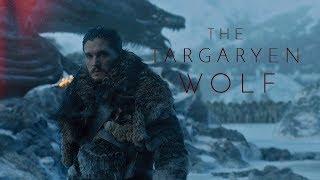 (GoT) Jon Snow | The Targaryen Wolf