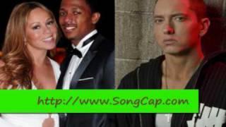 Eminem - Warning (Mariah Carey & Nick Cannon Diss) [Lyrics]