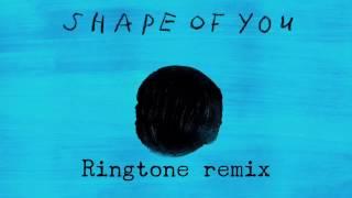 Shape of you - ed sheeran || ringtone remix || (GarageBand)