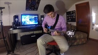 Breaking Benjamin Angels Fall Cover (Vocal and Instrumental Cover - SixFiction)