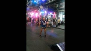 Freestyle Football Phuket Thailand