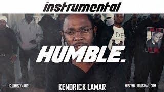 Kendrick Lamar - HUMBLE. (INSTRUMENTAL)