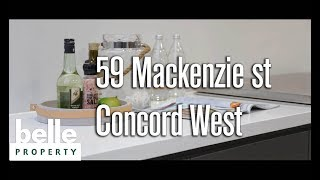 Belle Property -  79 Mackenzie st Concord West