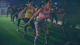 Rich Fitness International Corporate HIIT Workout [Bangkok]