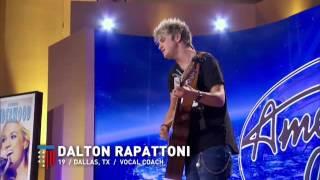 Dalton Rapattoni Audition (PHANTOM OF THE OPERA)