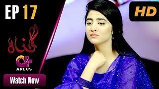 Gunnah - Episode 17 | Aplus Dramas | Sara Elahi, Shamoon Abbasi, Asad Malik | Pakistani Drama