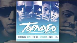 Dj Moh Green - Tornado Ft. Kevin Roldan x Sean Paul x Ronald El Killa x Nicky B (Rmx Latino)(Audio)