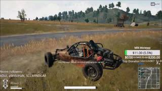PUBG Hit and Run Turnover! RIP Pound-of-Fifties Runover