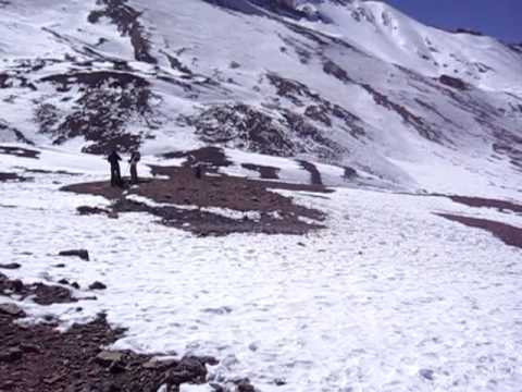 Annapurna  Circuit – Descending Thorong La Pass