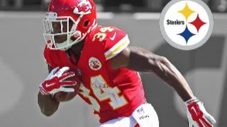Knile Davis Official Highlights ᴴᴰ || Welcome to Pittsburgh