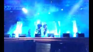 Barricada - No hay tregua [Live version con coros del publico]