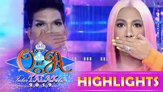 It's Showtime Miss Q and A: Vice Ganda notices he looks like Carla Kaluluwa